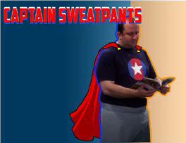 captain sweatpants
